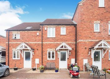Thumbnail 2 bed town house for sale in Willow Court, Wragby