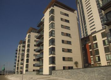 Thumbnail 2 bedroom flat for sale in Meridian Bay, Maritime Quarter, Swansea