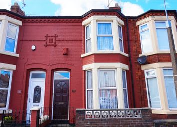 Thumbnail 3 bed terraced house for sale in Hanford Avenue, Liverpool