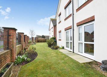 Thumbnail 1 bed property for sale in Buckingham Court, Shrubbs Drive, Middleton On Sea, Bognor Regis