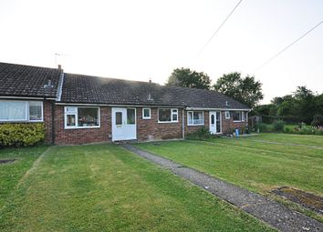 Thumbnail 2 bed terraced bungalow for sale in Broadfields Close, Gislingham, Eye