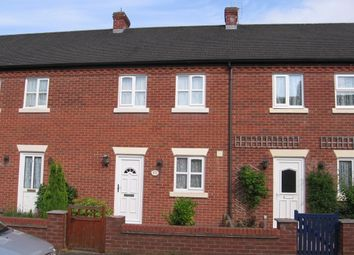 Thumbnail 3 bedroom mews house to rent in Barkers Court, Madeley