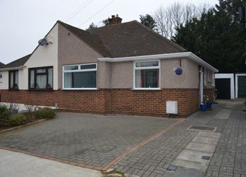 Thumbnail 2 bed bungalow to rent in Rossall Close, Hornchurch