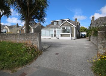 Thumbnail 3 bed semi-detached bungalow for sale in Henver Road, Newquay