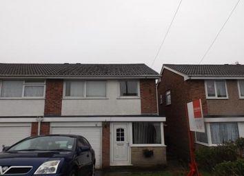 Thumbnail 3 bedroom property to rent in Aysgarth Avenue, Fulwood, Preston