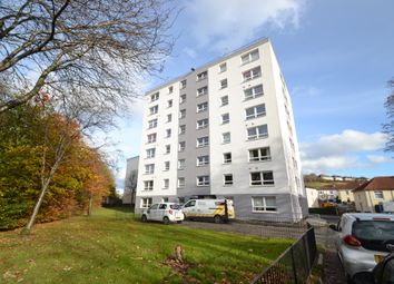 Thumbnail 2 bed flat for sale in Gorget Avenue, Glasgow