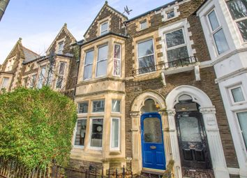 Thumbnail 2 bedroom flat for sale in Connaught Road, Roath, Cardiff