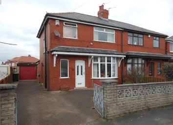 Thumbnail 3 bed semi-detached house to rent in Aldwych Drive, Ashton On Ribble, Preston