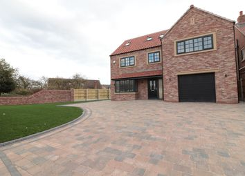 Thumbnail 7 bed detached house for sale in Main Street, Hatfield Woodhouse, Doncaster