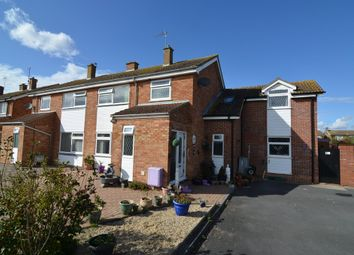 Thumbnail 4 bed semi-detached house for sale in Stuart Close, Old Felixstowe, Felixstowe