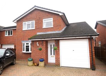 Thumbnail 4 bed detached house for sale in Ashley Court, Holt