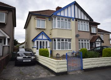 Thumbnail 3 bedroom semi-detached house for sale in Vassall Road, Fishponds, Bristol