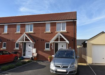 Thumbnail 2 bed end terrace house for sale in Northwood Acres, Cranbrook, Near Exeter
