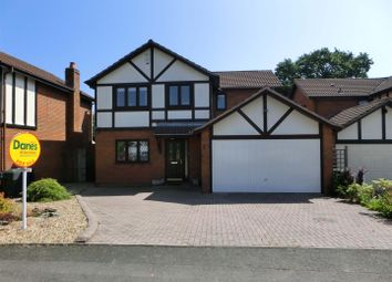 Thumbnail 4 bed detached house for sale in Holly Drive, Hollywood, Birmingham