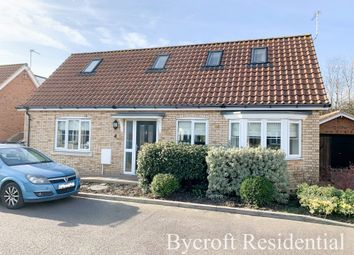 Thumbnail 4 bed detached bungalow for sale in Broadland Close, Gorleston, Great Yarmouth