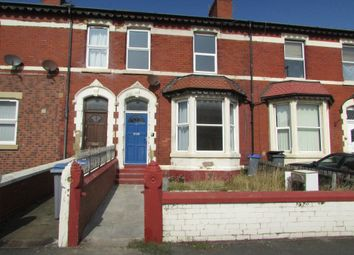Thumbnail 2 bed flat to rent in Carshalton Road, Blackpool, Lancashire