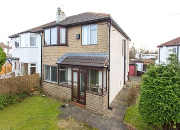Thumbnail 3 bed semi-detached house for sale in Kingsmead, Leeds, West Yorkshire