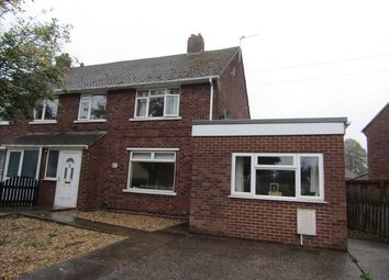Thumbnail 4 bed semi-detached house to rent in Lincoln Gardens, Scunthorpe