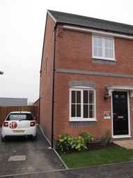 Thumbnail 2 bed semi-detached house to rent in Merton Drive, Mackworth