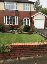 Thumbnail 3 bed semi-detached house to rent in Somerdale Avenue, Bolton