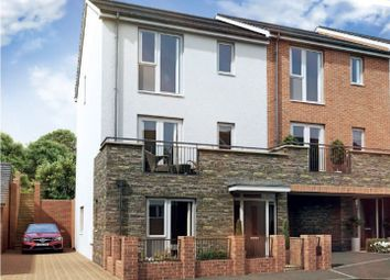 Thumbnail 4 bedroom town house for sale in Gower Road, Sketty, Swansea