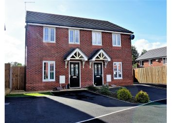2 bed semi-detached house for sale in Edward Phipps Way, Haslington CW1