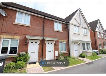 Thumbnail 2 bedroom terraced house to rent in Wright Close, Bushey