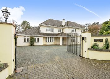 Thumbnail 5 bed detached house to rent in Robinswood, The Covert, Ascot