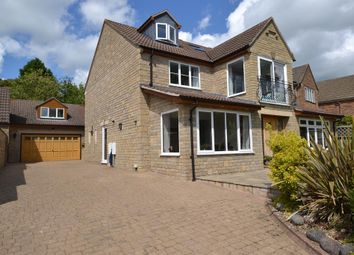 Thumbnail 6 bed detached house for sale in The Knoll, Uley, Dursley