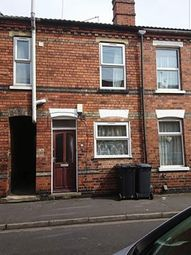 Thumbnail 2 bed terraced house to rent in St. Andrews Street, Lincoln
