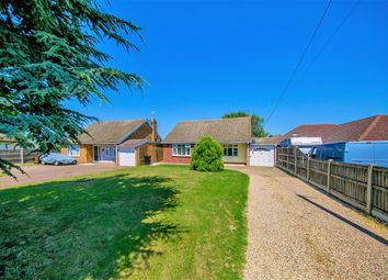 Thumbnail 2 bed detached bungalow for sale in Point Clear Road, St Osyth, Clacton-On-Sea