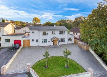 Thumbnail 6 bedroom detached house for sale in Croft Road, Ogwell, Newton Abbot
