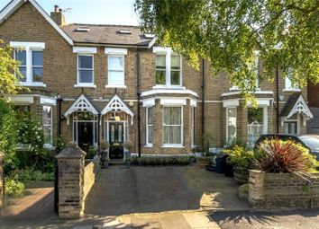 Thumbnail 5 bed terraced house for sale in The Avenue, Kew, Surrey