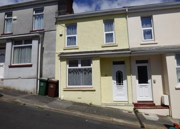 2 bed terraced house for sale in Weston Mill, Plymouth, Devon PL5