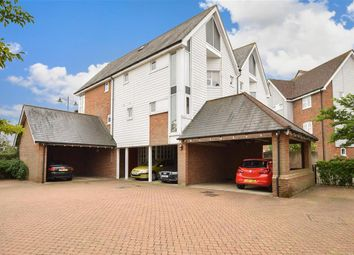 Thumbnail 2 bed flat for sale in Lindel Court, Kings Hill, West Malling, Kent
