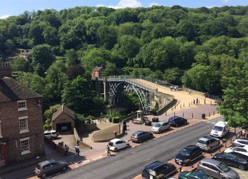 Thumbnail 3 bed flat for sale in The Square, Ironbridge, Telford