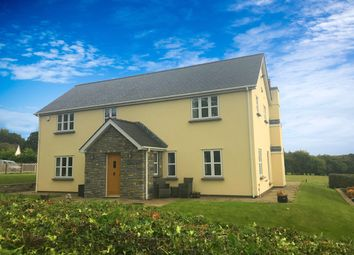Thumbnail 5 bed detached house for sale in Glascoed, Pontypool