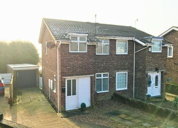 Thumbnail 3 bed semi-detached house for sale in Brow Close, Worsbrough, Barnsley