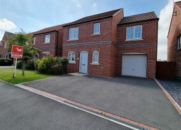 Thumbnail 4 bed detached house for sale in Blackbird Drive, Ollerton, Newark