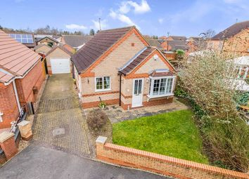 Thumbnail 2 bed bungalow for sale in Cadwell Close, Lincoln