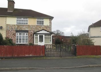 Thumbnail 3 bed semi-detached house to rent in Charnwood Close, Bilston