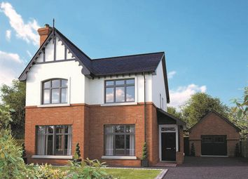 Thumbnail 4 bed detached house for sale in 129, Harberton BT9, Belfast,