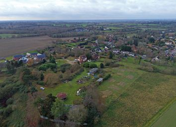 Thumbnail Land for sale in Church Lane, Westerfield, Ipswich