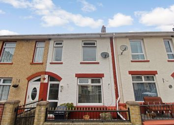 Thumbnail 2 bed terraced house for sale in Carne Street, Cwm, Ebbw Vale