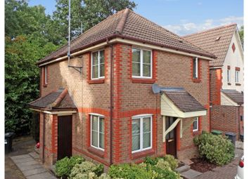 Thumbnail 1 bed end terrace house for sale in Francis Way, Camberley