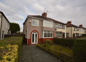 Thumbnail 3 bedroom semi-detached house for sale in Church Road, Liverpool