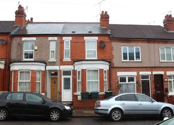 Thumbnail 3 bed terraced house for sale in Kensington Road, Earlsdon, Coventry