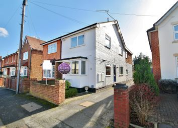 Thumbnail 1 bed maisonette for sale in Abbey Road, Horsell, Woking