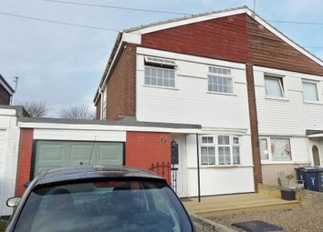 Thumbnail 3 bed semi-detached house for sale in Regent Court, South Shields