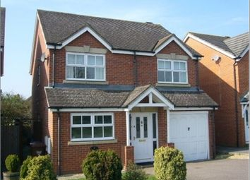 Thumbnail 4 bedroom detached house for sale in Hamilton Close, Bicester, Oxfordshire